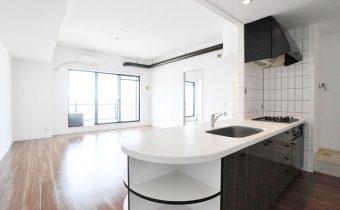 100平米のマンション