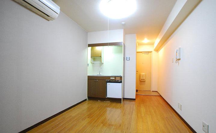 15平米の部屋
