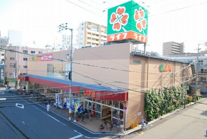 スーパー ライフ大国町店