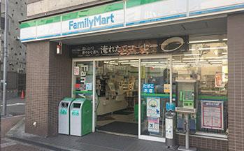 ファミリーマート 戎本町店