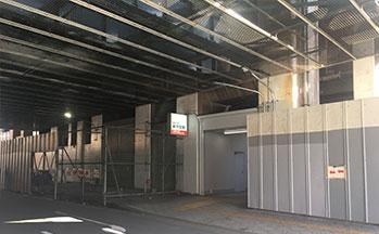 JR大阪環状線「新今宮駅」