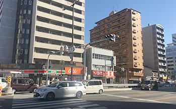 街並み1(国道26号線)