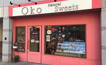 Oko Natural Sweets