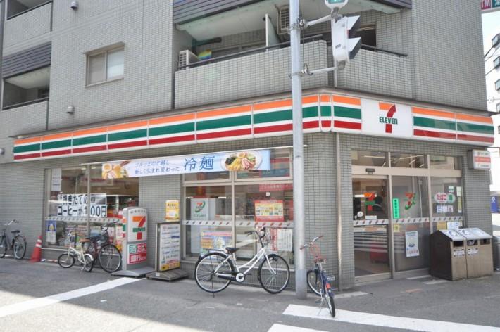セブンイレブン大阪大国3丁目店