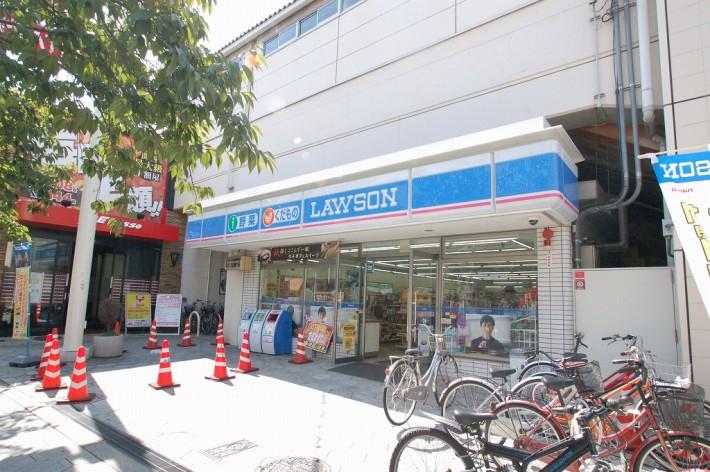 ローソンJR今宮駅店