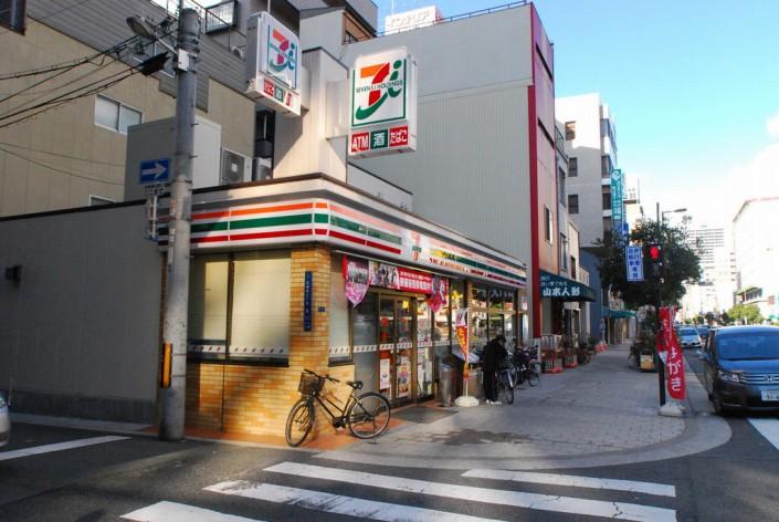 セブンイレブン大阪瓦屋町3丁目店