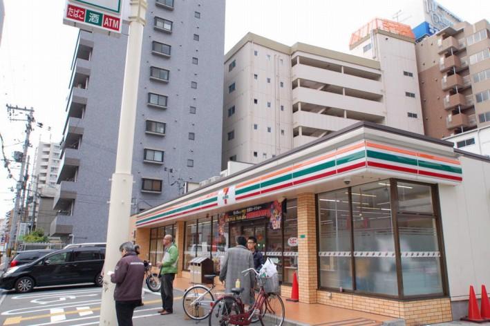 セブンイレブン大阪OCAT前店
