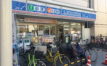 ローソン JR今宮駅店