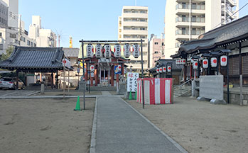 敷津松之宮・大国主神社2