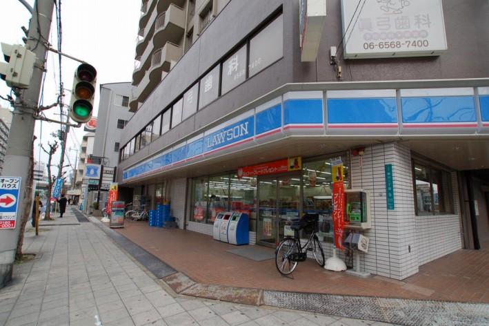 ローソン桜川2丁目店