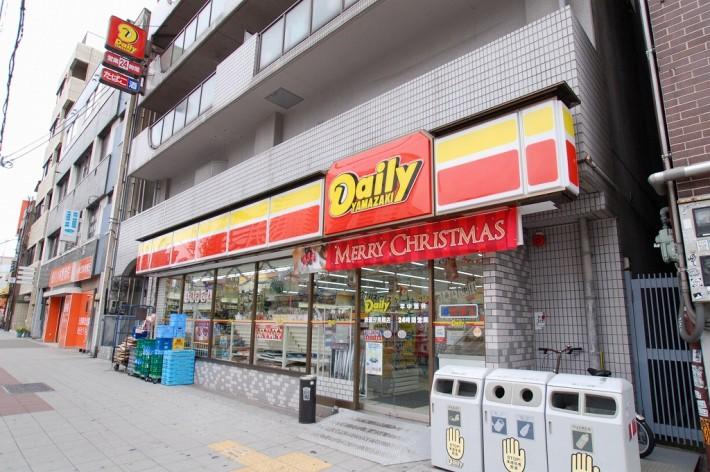 デイリーヤマザキ浪速汐見橋店