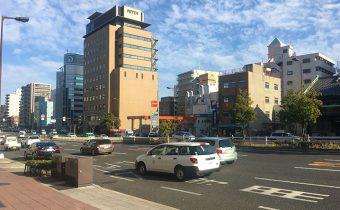 桜川(千日前通)の街並み