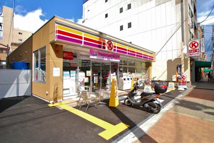 サークルK日本橋二丁目店