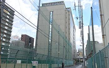 三井住友銀行第一事務センター新館