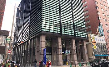 堺筋1(大阪信用金庫 日本橋支店)