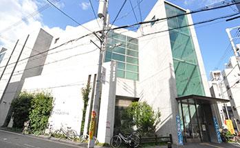 大阪市立中央屋内プール