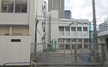 大阪市立南中学校