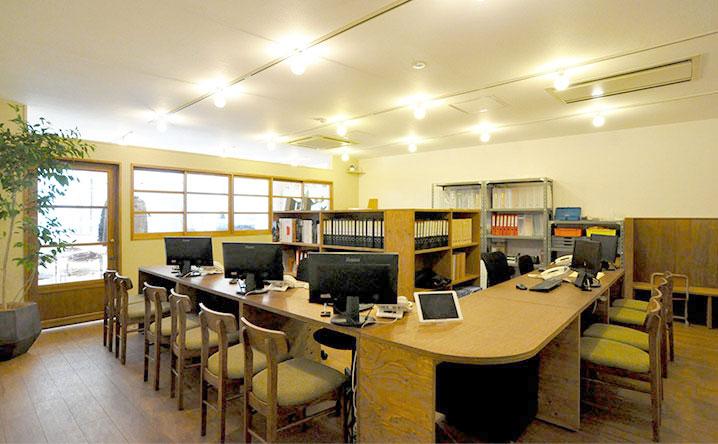 大坂不動産事務所の店舗写真