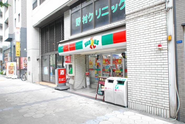 サンクス日本橋店