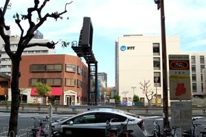 大坂不動産事務所への行き方